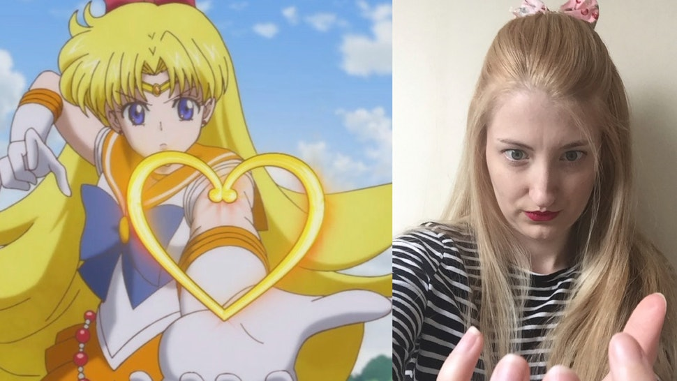 5 Sailor Moon Hairstyles Recreated At Home To Become A Real Life