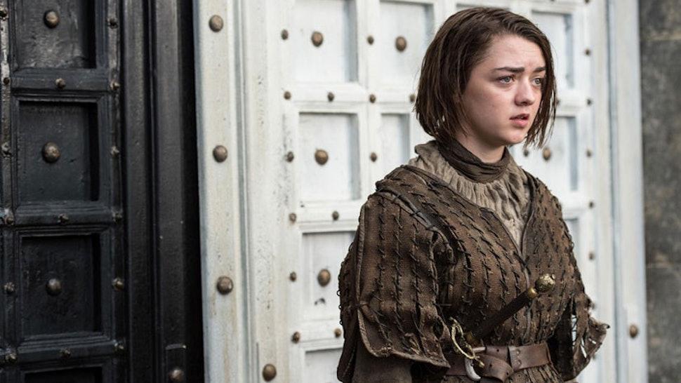 Arya Stark S Fashion Evolution Through Game Of Thrones And
