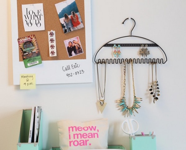 7 College Closet Organizers To Get The Most Out Of Your Tiny Dorm Space