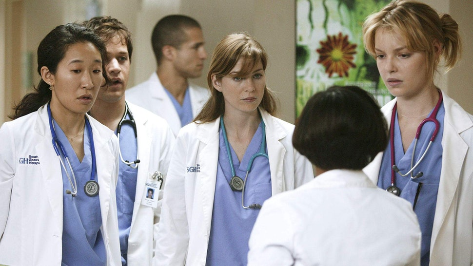7 Things From The Greys Anatomy Pilot You Definitely Didnt