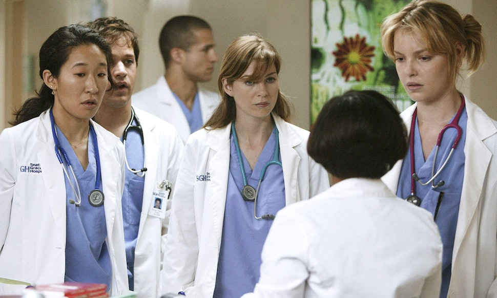 7 Things From The \'Grey\'s Anatomy\' Pilot You Definitely Didn\'t ...