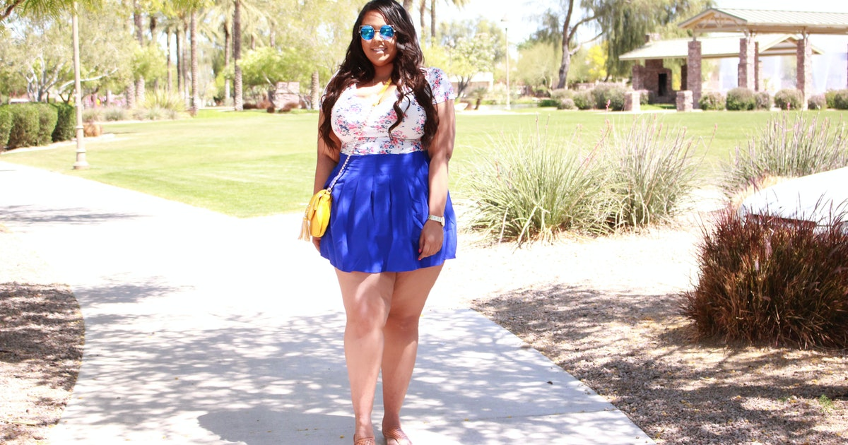 Mini skirts plus size with legs spread 15 Plus Size Mini Skirts Short Shorts Because It S Time For Bare Legs Photos