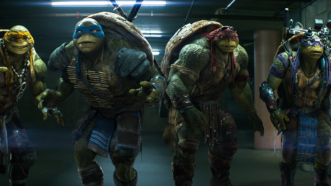 The Song In The Teenage Mutant Ninja Turtles 2 Trailer Is The