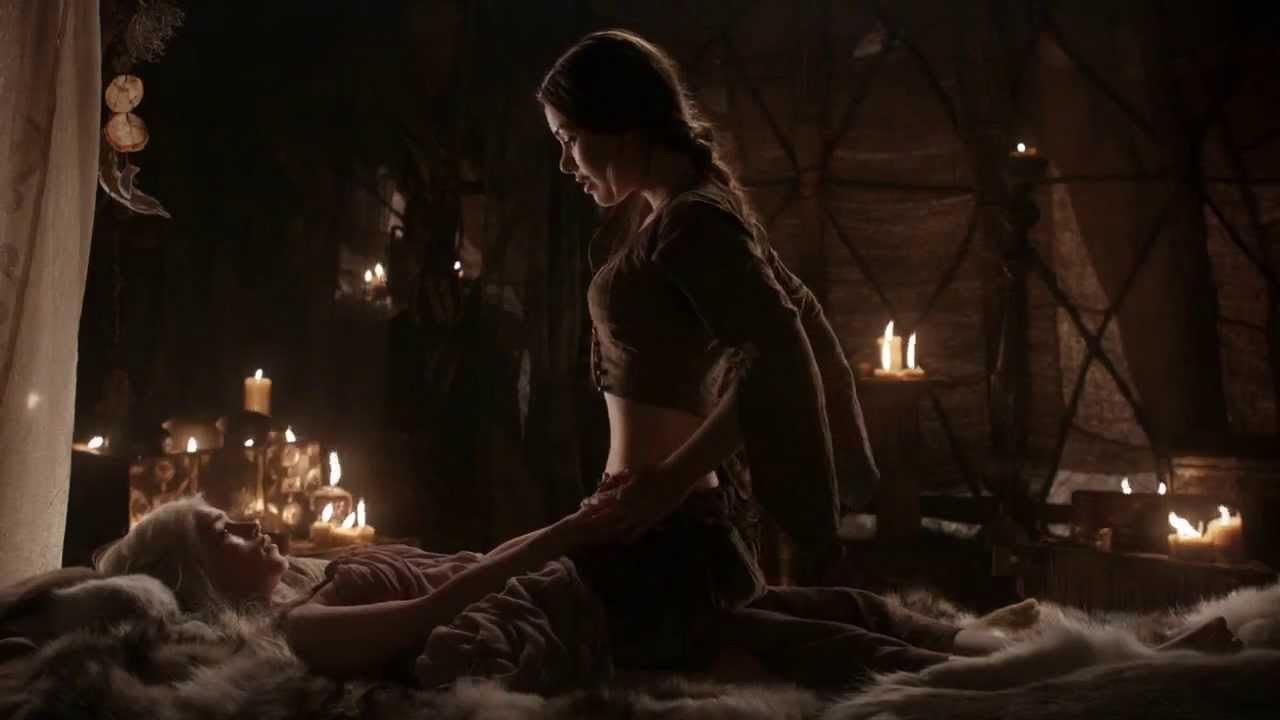 Game of thrones sex scenes daenerys