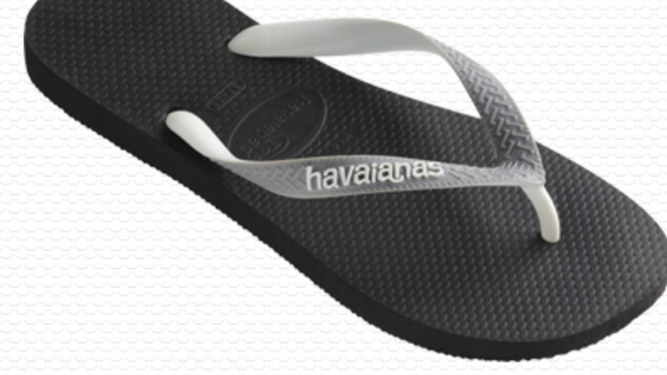 how to soften plastic flip flops