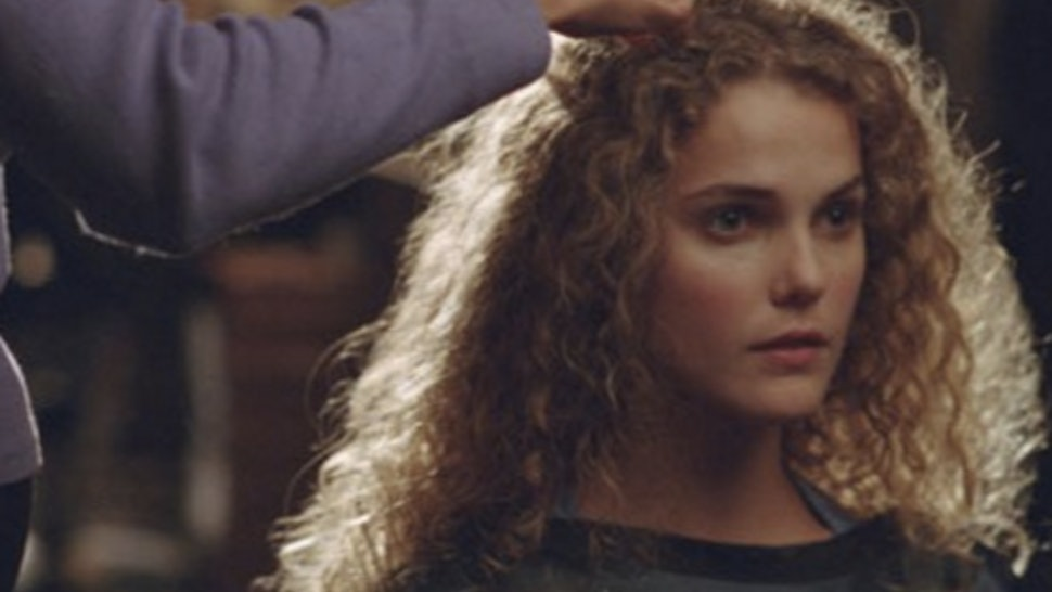 Keri Russell Discusses Felicitys Infamous Haircut That Got The