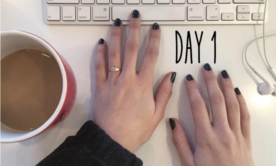 Does gel or regular nail polish last longer i tested the two solutioingenieria Choice Image