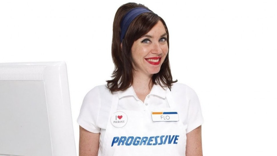 Who Is The Woman In The Progressive Name Your Price Ad Who Isnt Flo