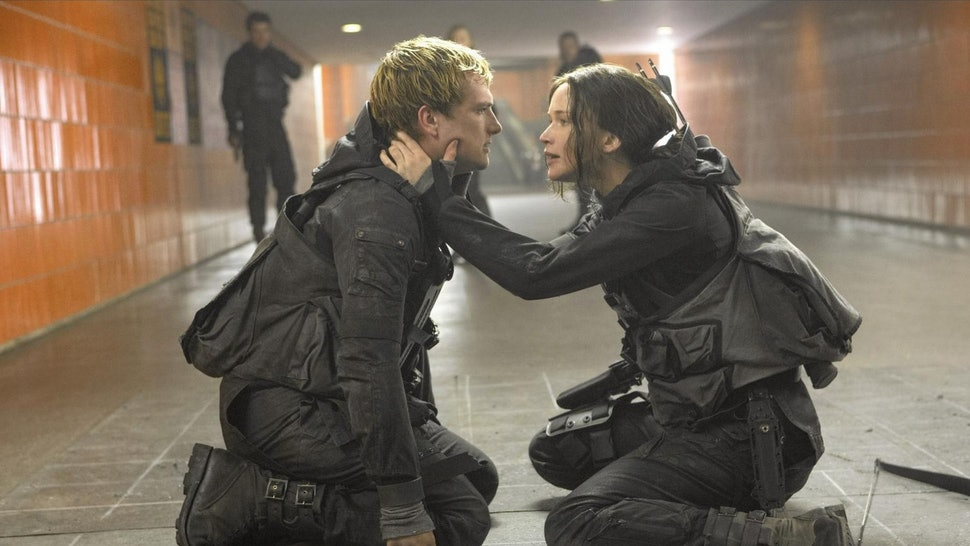 11 Katniss & Peeta Quotes From 'The Hunger Games' That Prove