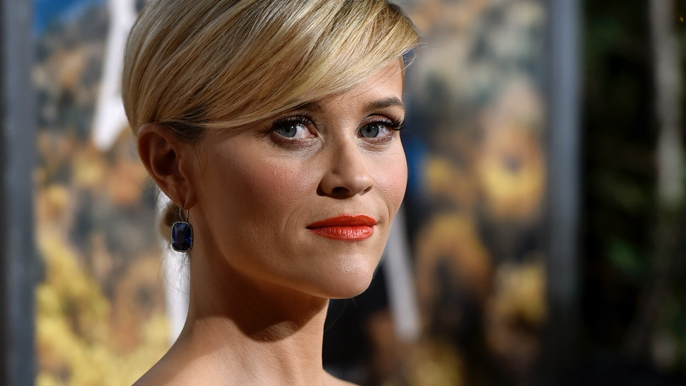 34af24c367ce 7 Things Reese Witherspoon s Wild Premiere Dress Looks Like