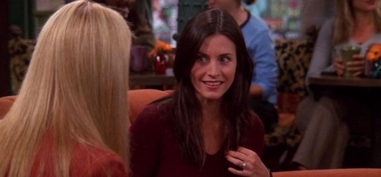 Courtney cox now dating friends ex