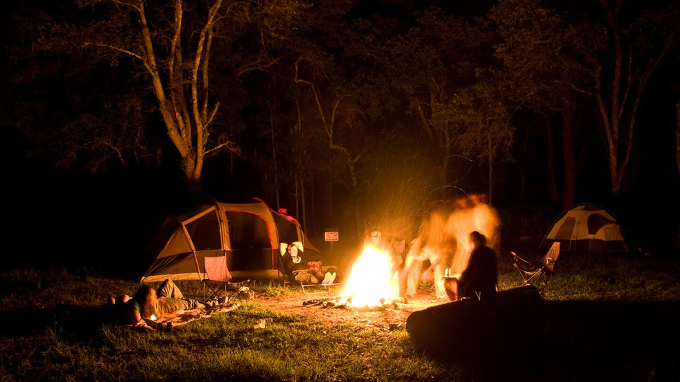 15 Creepy Camping Stories From Reddit That Will Make You Never Want