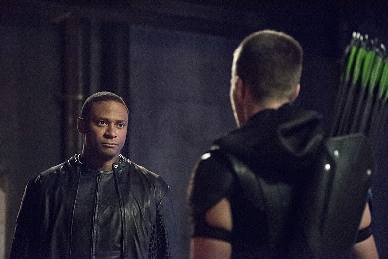 Will Diggle Die On Arrow Season 4 Thats A Loss Oliver Would Not Be Able To Handle