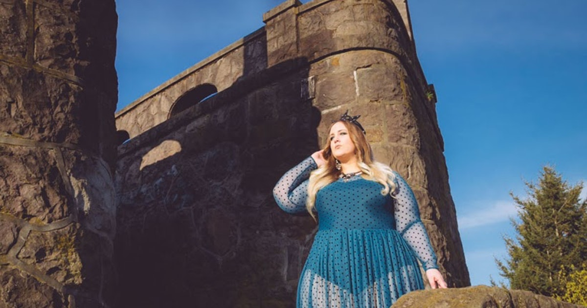 Chubby Cartwheels Launches New Curves Reign Plus Size Clothing Line And Here S What It Was Like To Work With A Body Pos Designer
