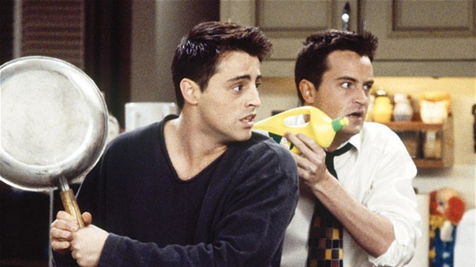 11 Reasons Joey Chandler Were The Best Part Of The Friends