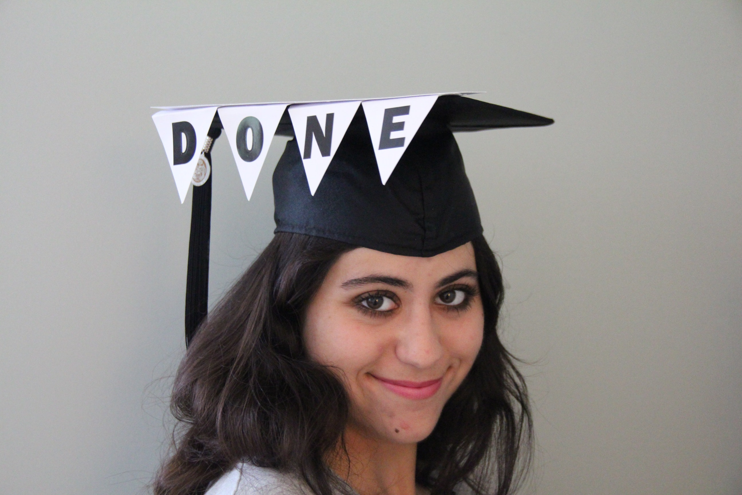 7 DIY Ideas To Decorate Your Graduation Cap — Because What Better