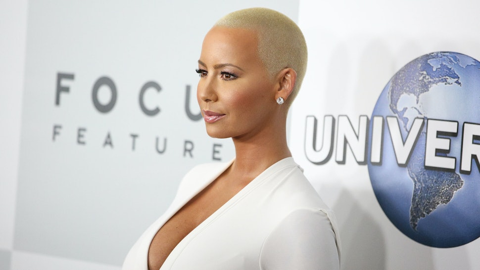 Amber Rose Redefines The Term -6822