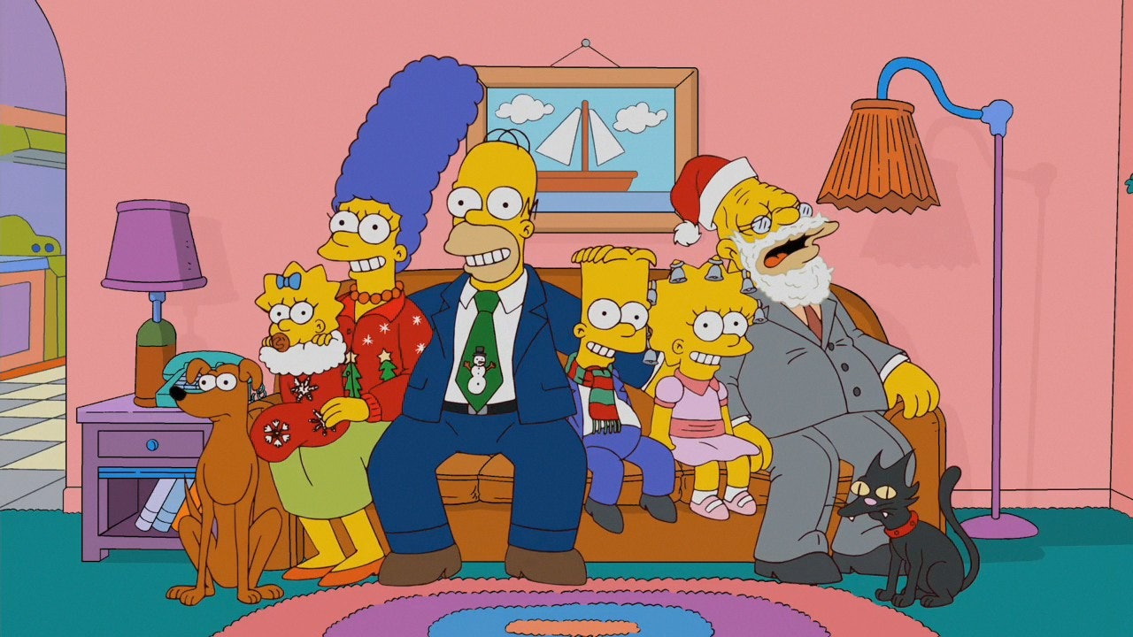 A Definitive Ranking of Every \'Simpsons\' Christmas Episode From the ...