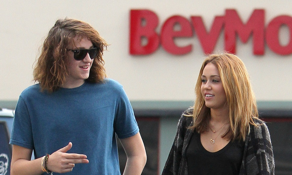 Who Is Braison Cyrus? Miley Cyrus' Brother Is A Model