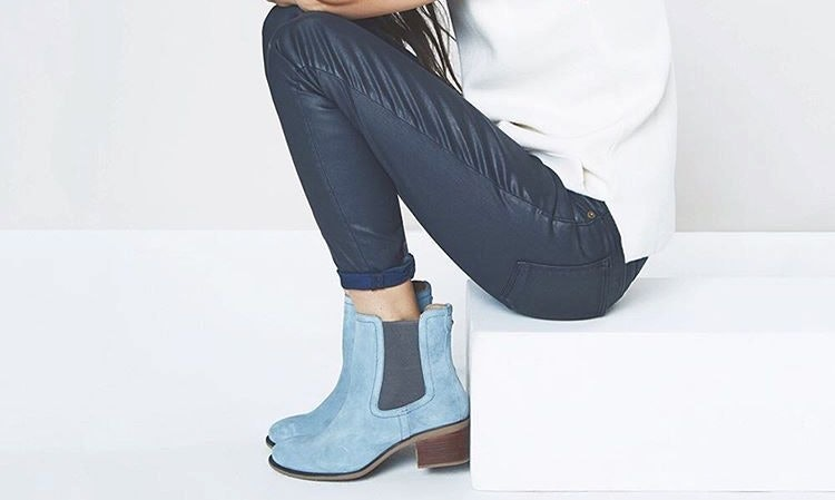 Nevera Casual Western Ankle Bootie with Front Zipper Design Comfortable Almond Toe Boots Block Heel Slip on Shoes Brown