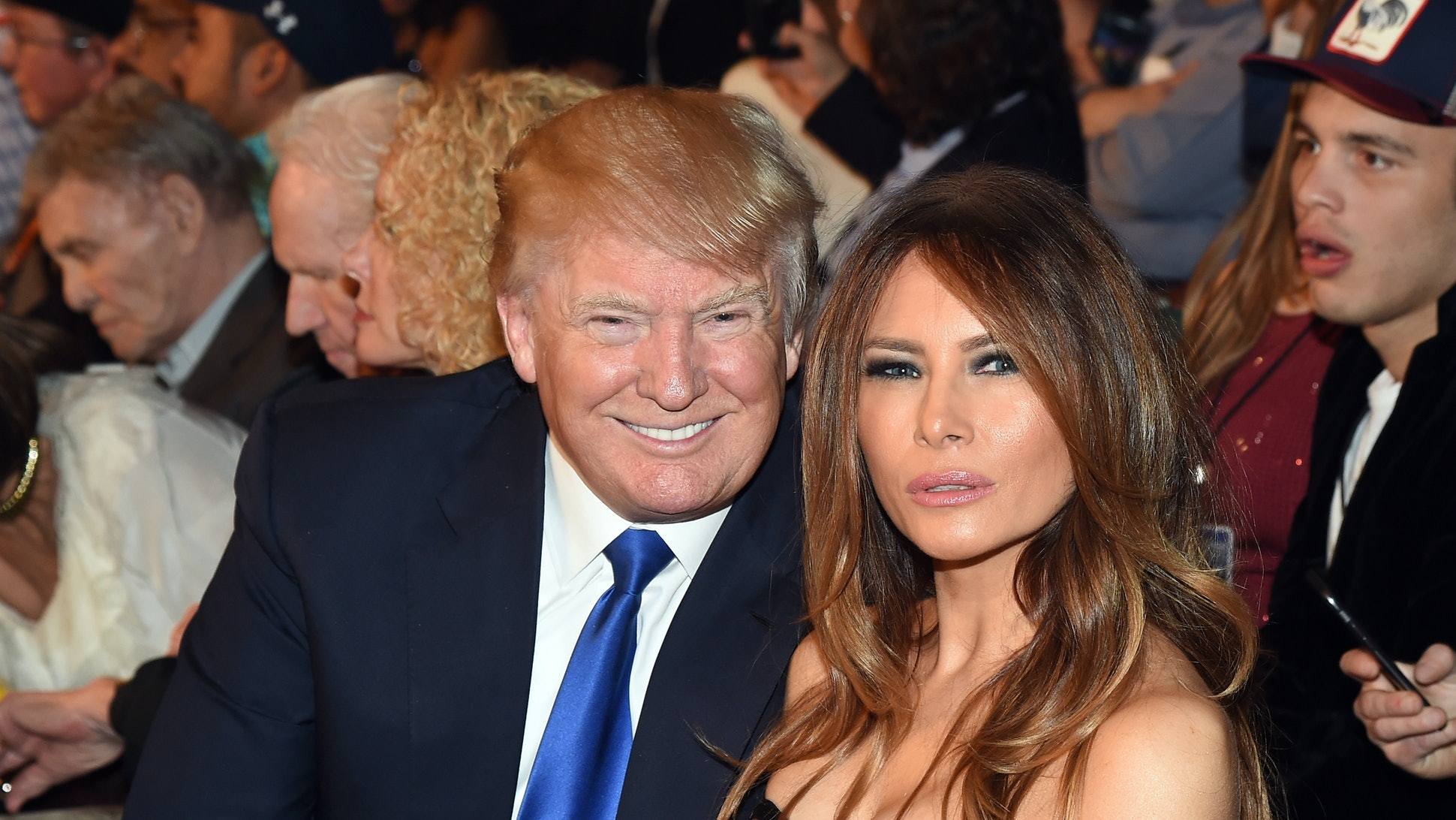 witnessing trumps wife - HD1940×1092