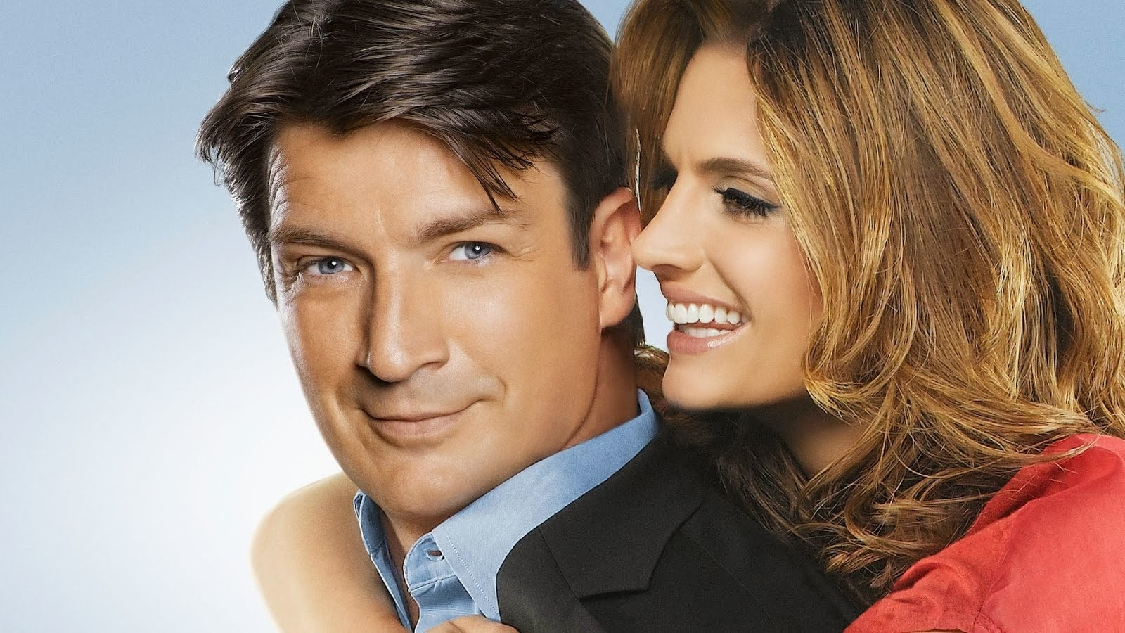 When does castle hook up with beckett