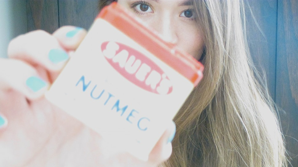 Using Nutmeg For Hair & Skin Woes Suddenly Changed My Summer Beauty