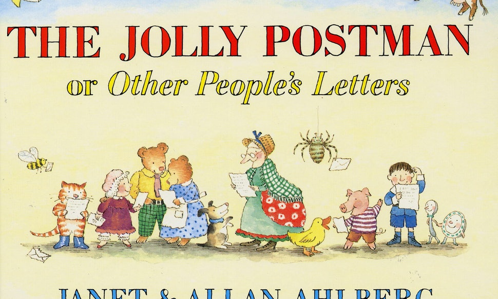 Janet and Allan Ahlberg\'s \'Jolly Postman\' Storybooks Are Still ...