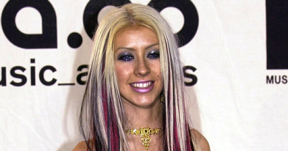13 Celebrity Hair Dye Trends From The 2000s That You Totally Wanted
