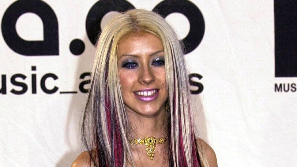00be7a69a 13 Celebrity Hair Dye Trends From The 2000s That You Totally Wanted To Copy  — PHOTOS