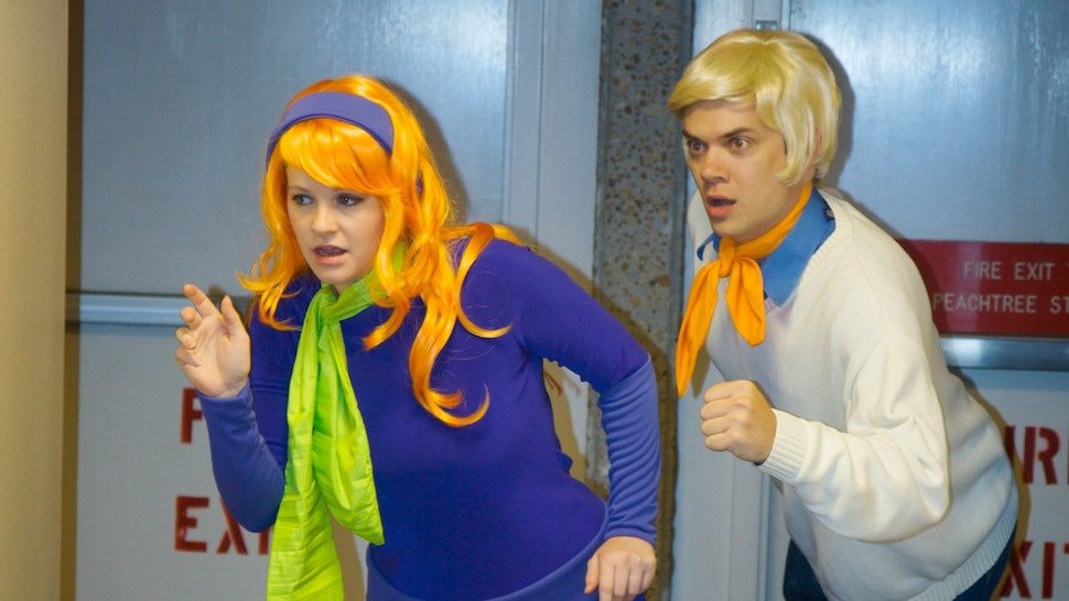 Halloween Ideas For Couples.9 Last Minute Halloween Costume Ideas For Couples Who Are