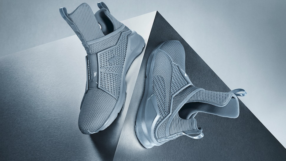 How Much Are The Grey Rihanna x Puma Fenty Trainers  Here s What You Need  To Know 9deb1a739