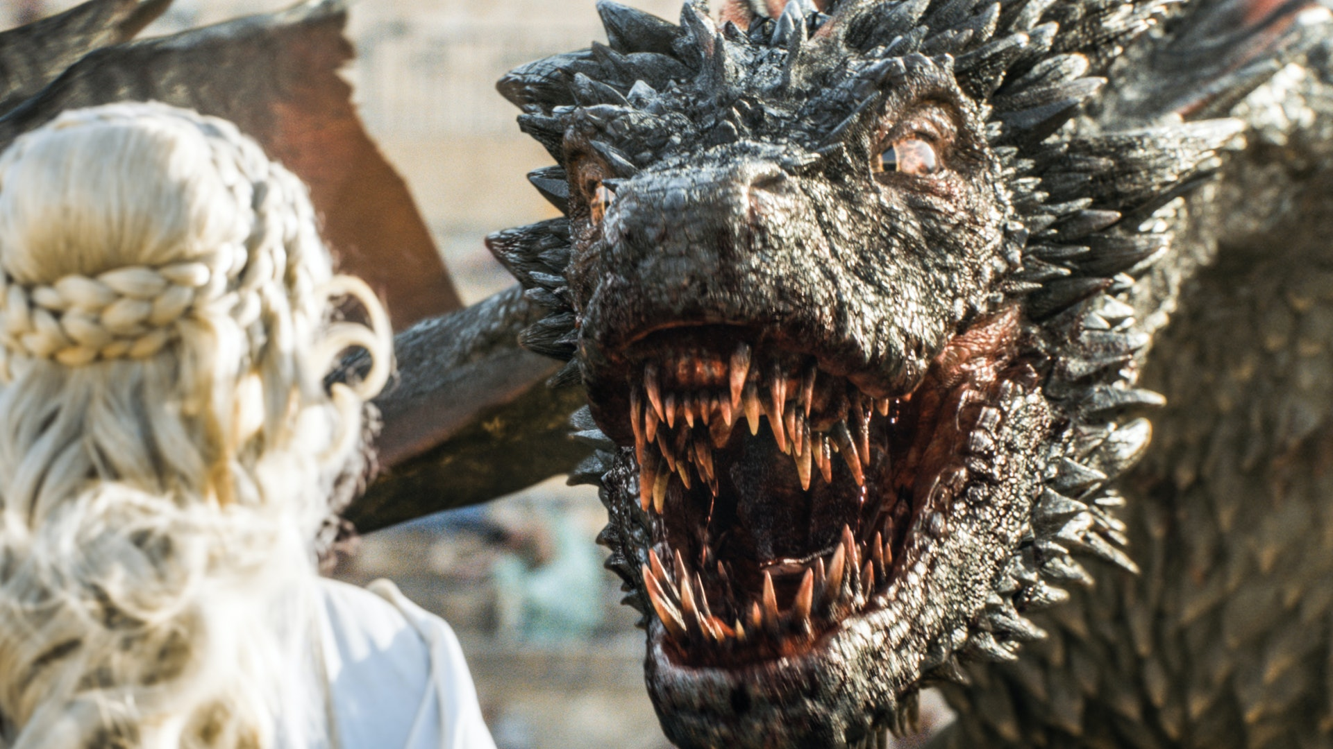 What Happens To Daenerys 2 Other Dragons Game Thrones She