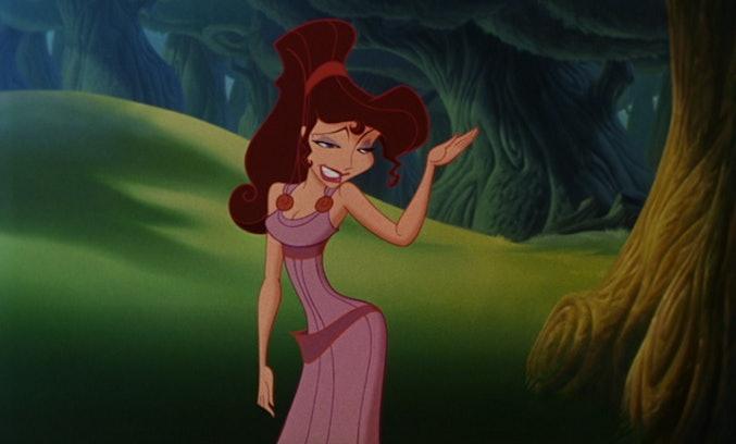 Meg From Hercules Naked