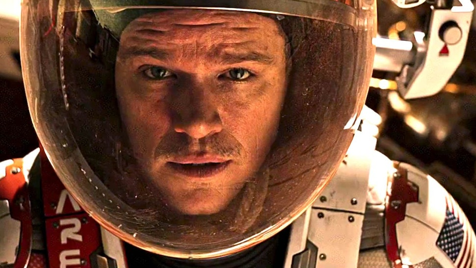 How Much Weight Did Matt Damon Lose For 'The Martian ...