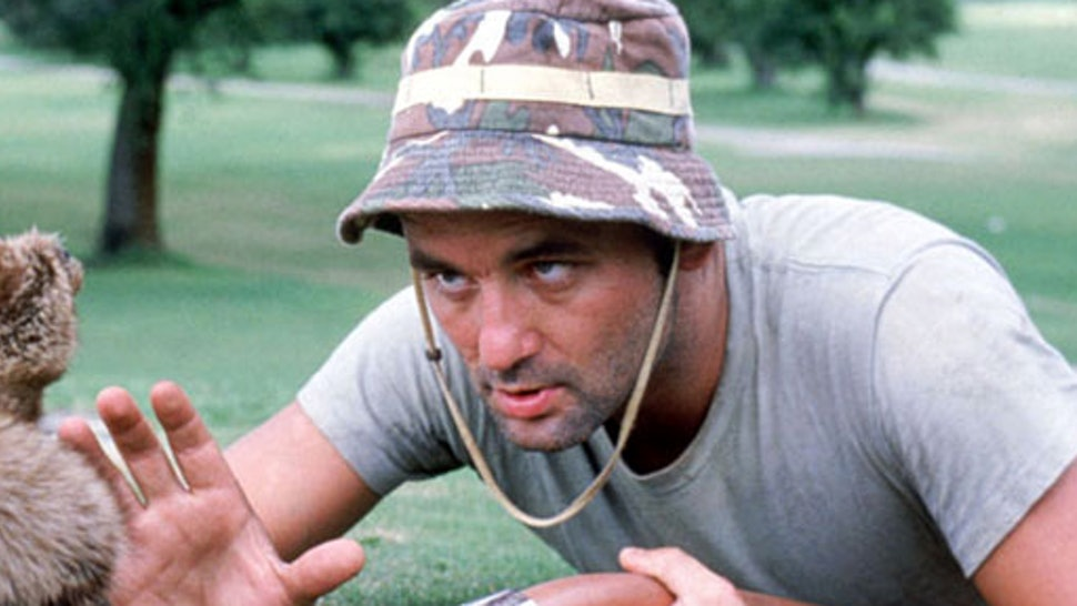 10 Things You Didn t Know About  Caddyshack 25aa2dd0ad5