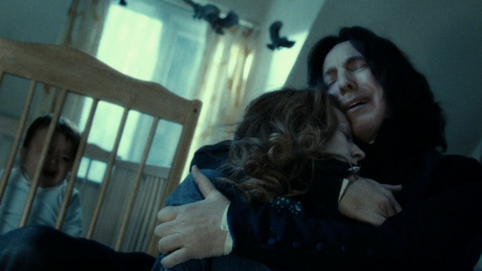6fd1399b938 The One Snape Scene To Watch   Re-Watch To Honor Alan Rickman s Time On   Harry Potter