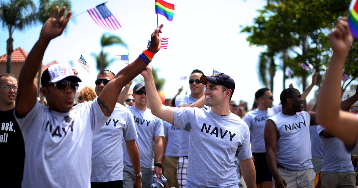homosexuality in the military The most expensive military in the world in order to unearth some reasoning behind their policy that forces men into denial of their non-biological gender (in the male-gendered military's progression with normalities of homosexuality is halted by the time-tested, functional equation formulated in a.
