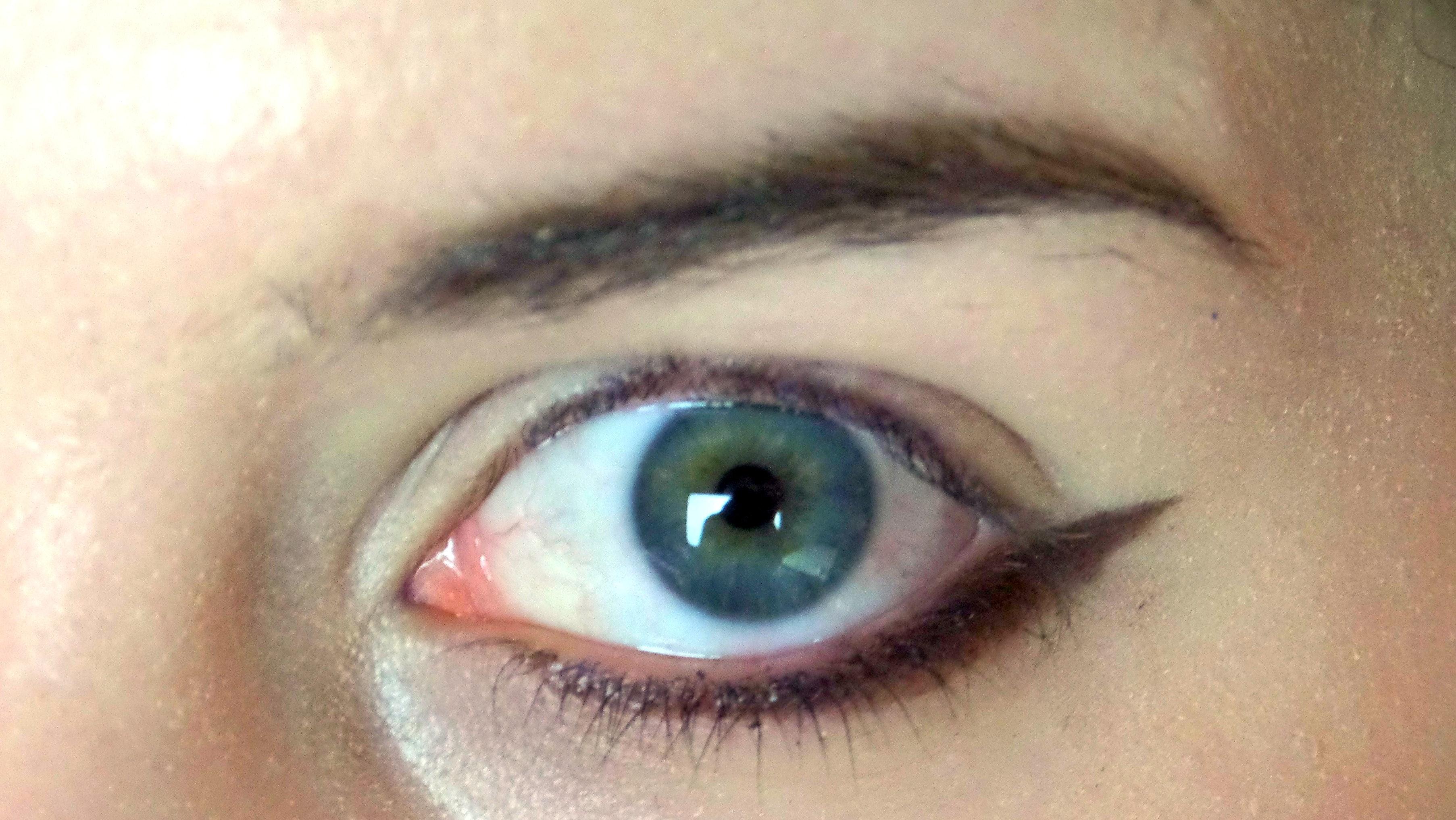 Easy makeup tutorial for hooded eyes