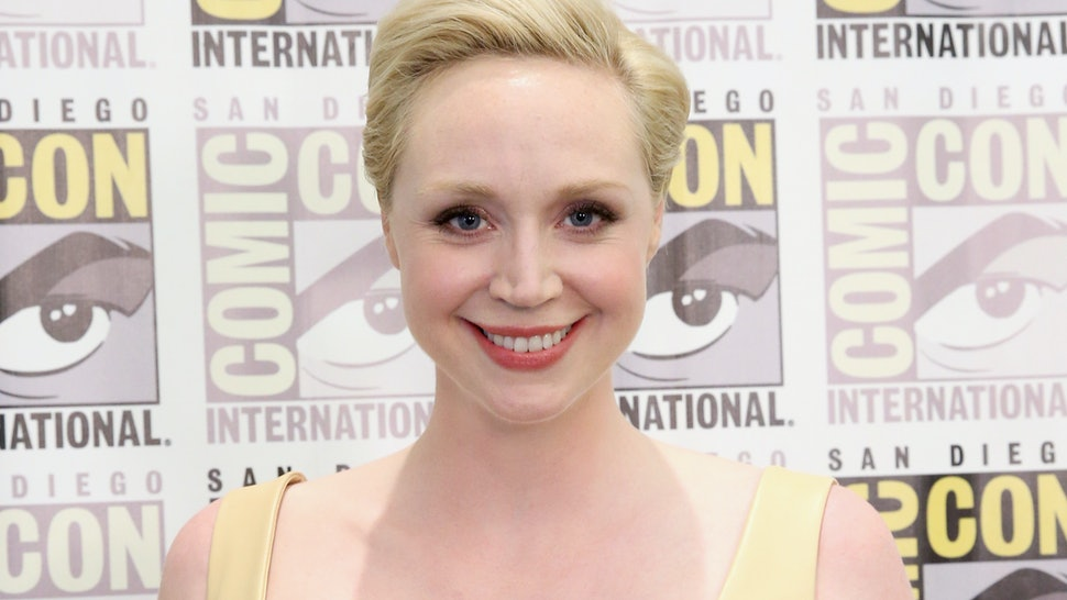 Gwendoline Christie Is The Voice Of A Fashionable Giraffe In