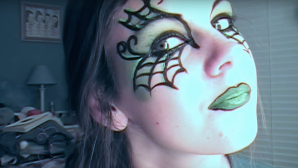 7 Easy Last-Minute Halloween Witch Makeup Tutorials, Because It's Not Too Late To Plan — VIDEOS