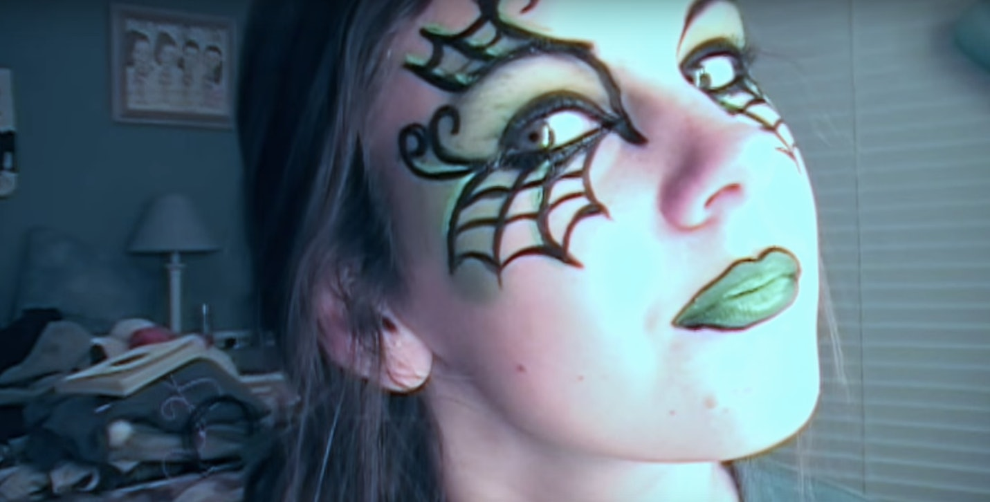 Marvelous 7 Easy Last Minute Halloween Witch Makeup Tutorials, Because ...