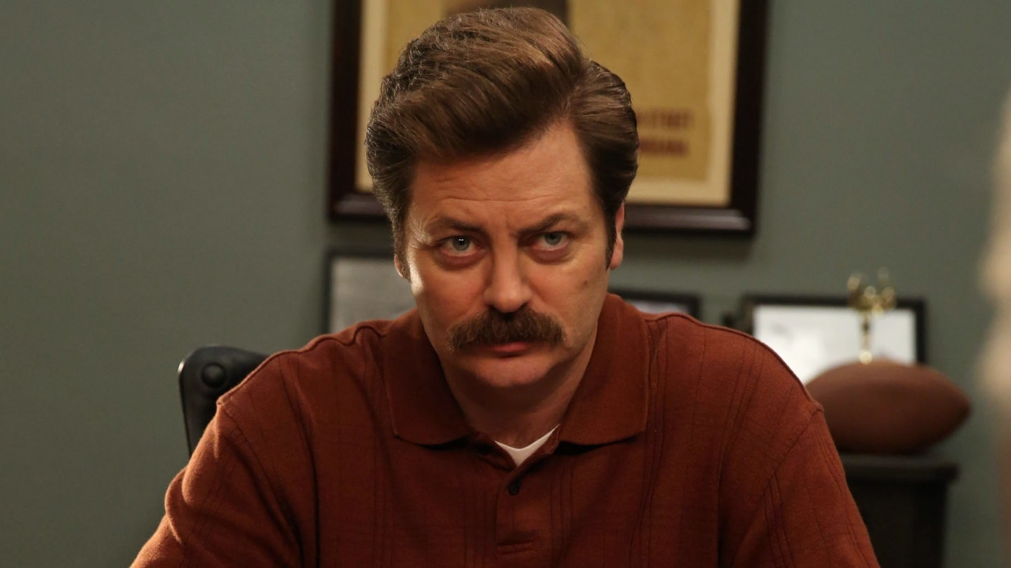 Nothing Bustle Reasons To Start Drinking Whiskey According To Ron Swanson
