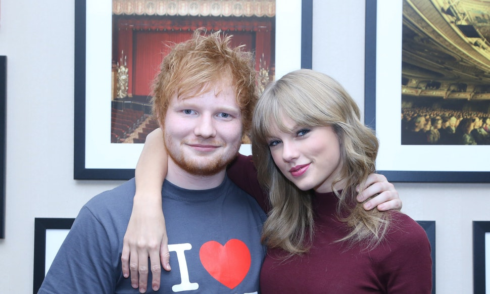 How did taylor swift ed sheeran meet they didnt run into each how did taylor swift ed sheeran meet they didnt run into each other while adopting cats like you think m4hsunfo