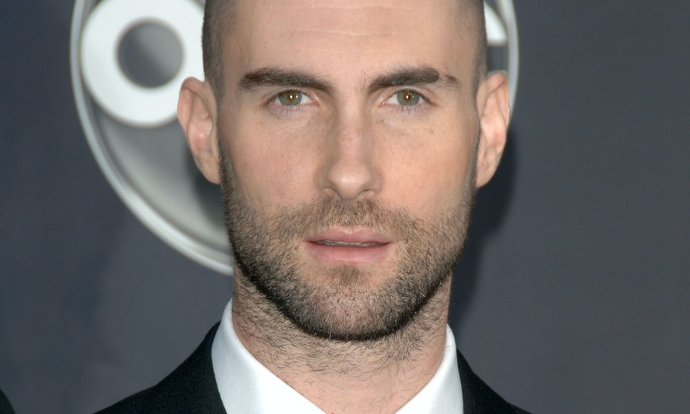Adam Levine Looks Bald Now But We Should Have Seen It Coming Photo