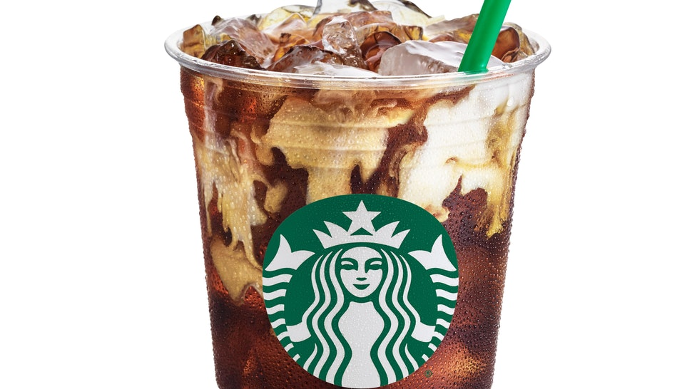 What S In Starbucks Vanilla Sweet Cream Cold Brew Coffee