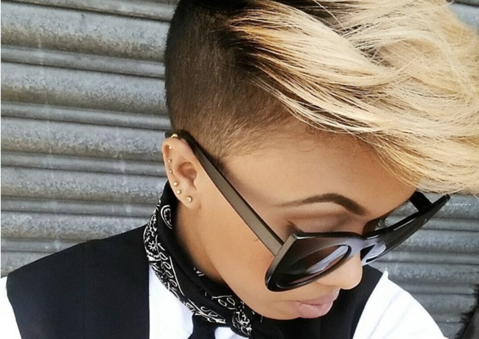 Hair Style Definition: 43 Women With Super Short & Buzzed Hair Who Define Their