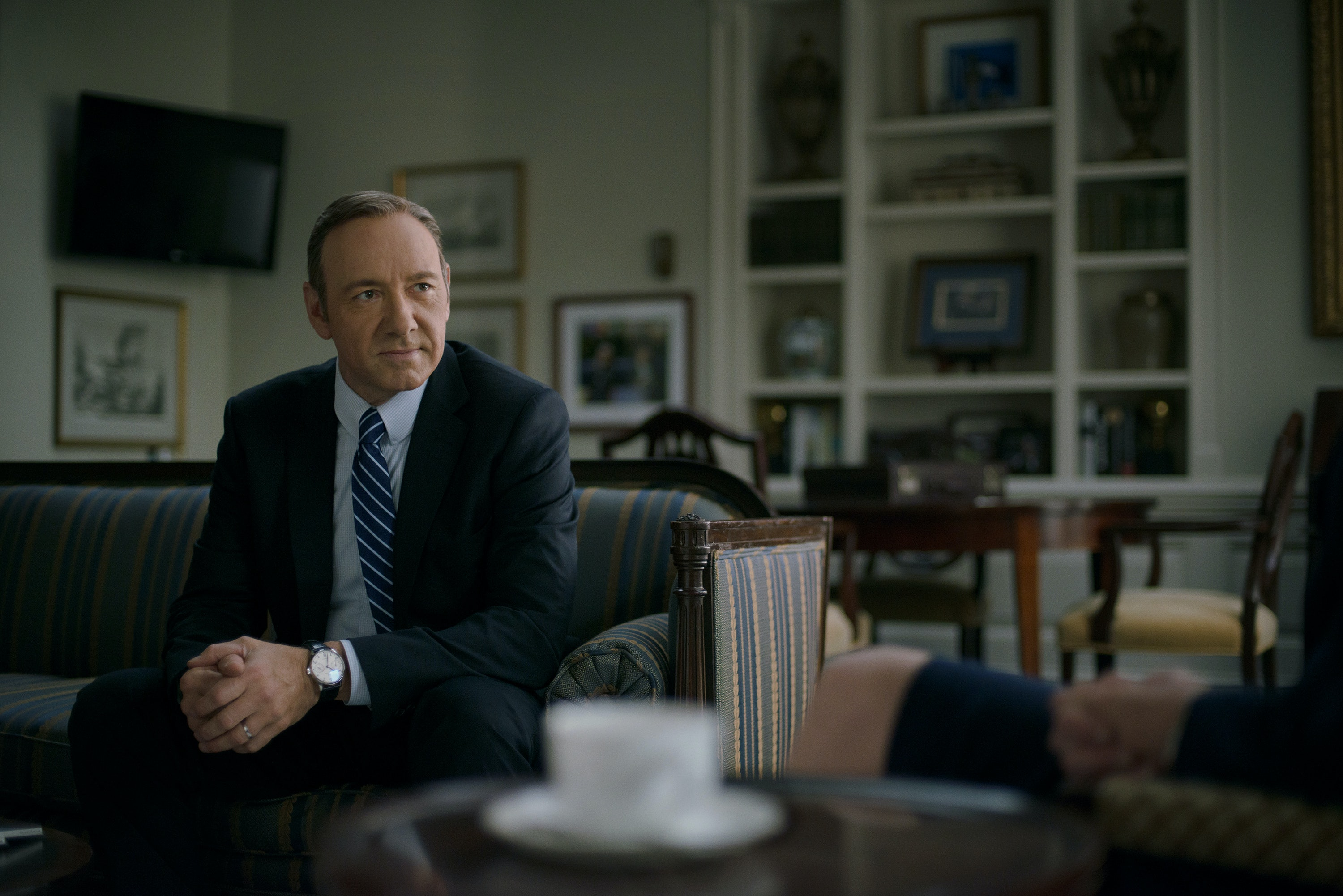 House Of Cards Season 3 Cant Come Soon Enough So Here Are 8 Books