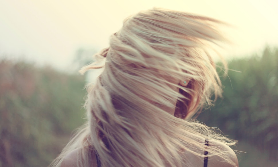 7 Signs You May Be Losing Your Hair How To Fix It