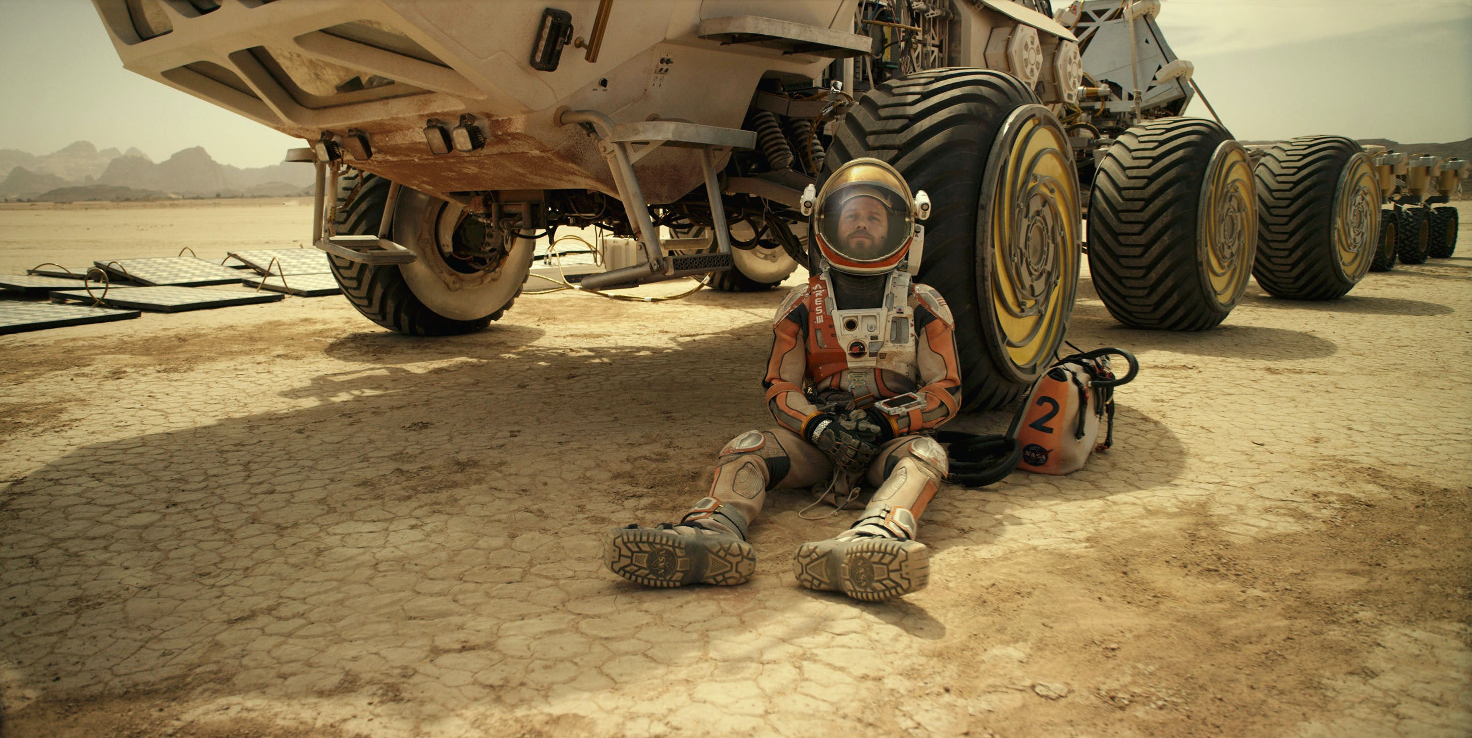 The Martian' Soundtrack Keeps It Funky With A Groovy '70s